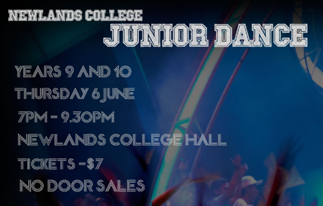 Junior Dance