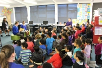 'A Great Cake' holds a captive audience at Corinna School