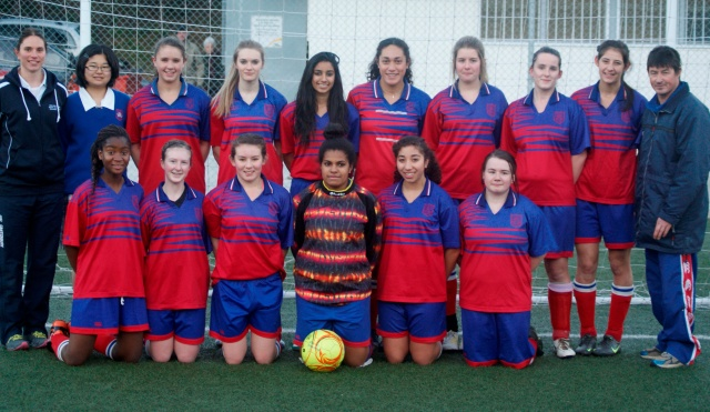 1st Xi Girls Football