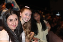 Star of 'See You Later' #Noscars2011 still lurking mysteriously in the background out of focus
