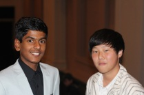 Unmesh and Josh attended their first Noscars and were more impressed than they were by the VMAs.