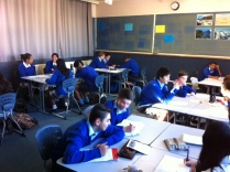 10CJ Social Studies with Ms Parkinson