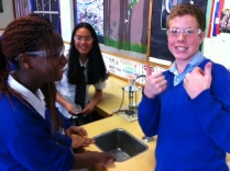 10SN in Science with Ms Farrant