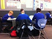 Mr Wegener's Math's Class
