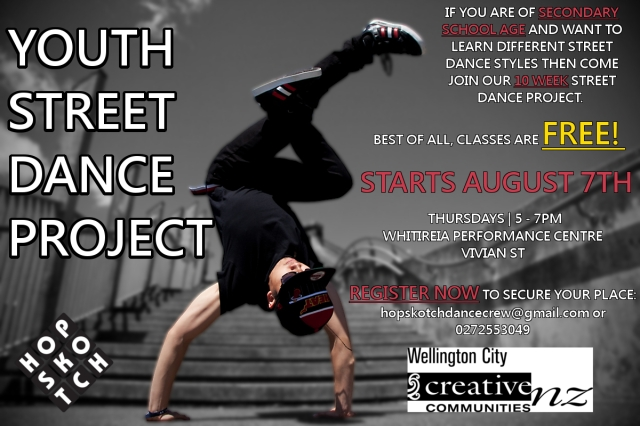 Hopskotch Welly Youth Dance Project (2)