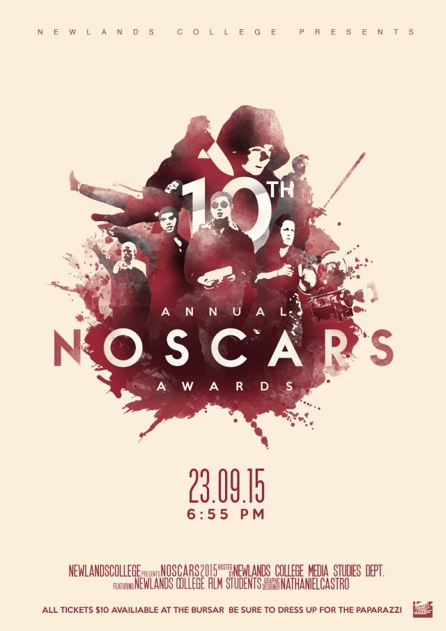 Noscars 2015 graphic