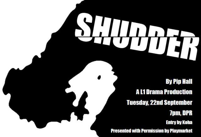 Shudder Poster 2015